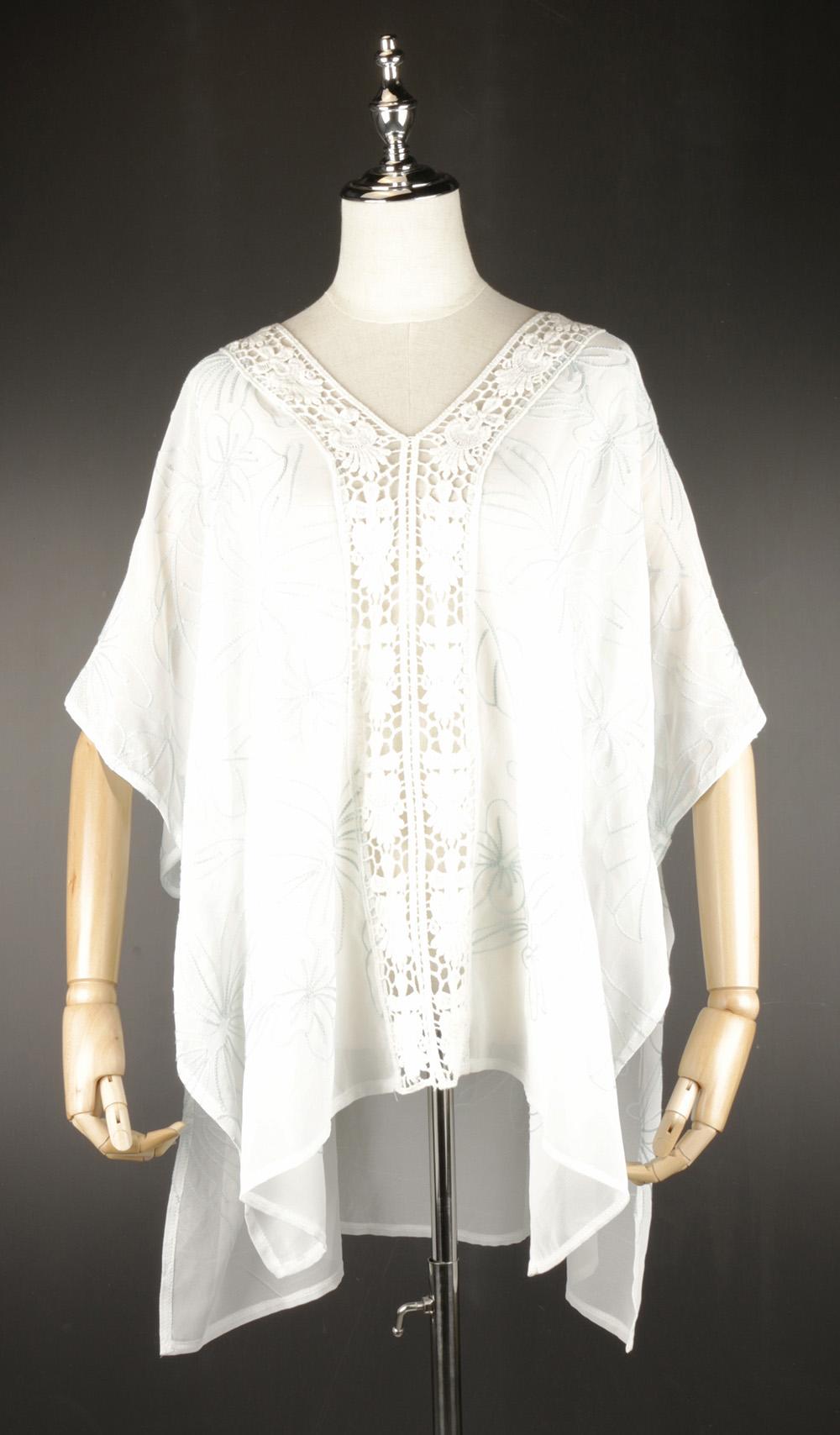 CEK1577 kimono styles white