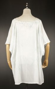 CEK1577 kimono styles white back