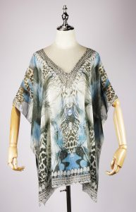 SKF1782 kaftan dress