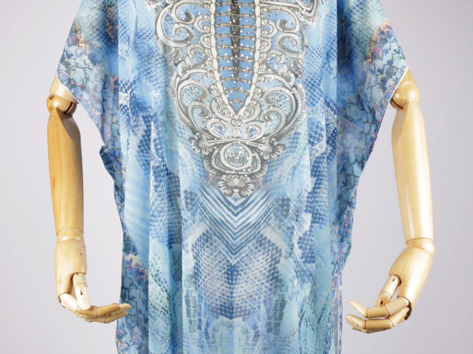 LKF2038 kaftans dresses
