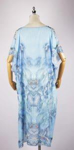 LKF2038 back, kaftans dresses