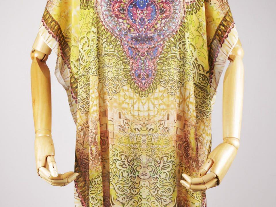 LKF2041 kimono cardigan