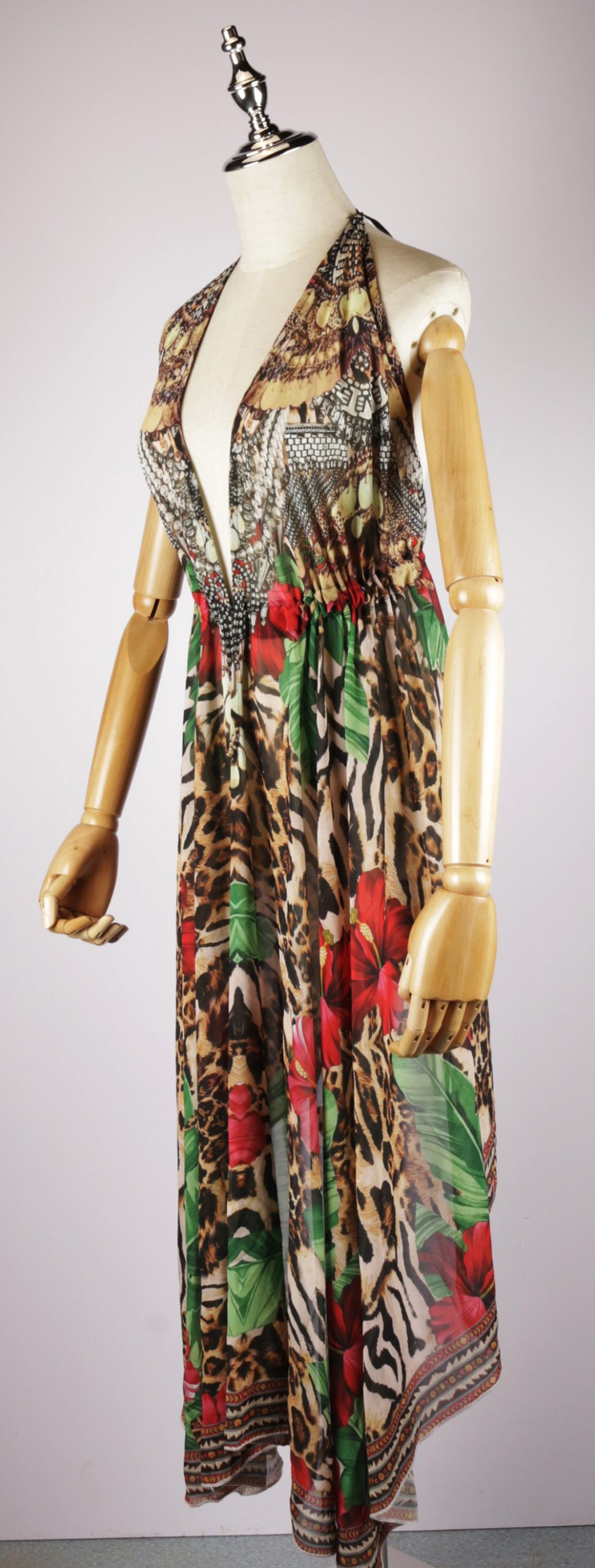 Braces skirt / Kaftan BS2063