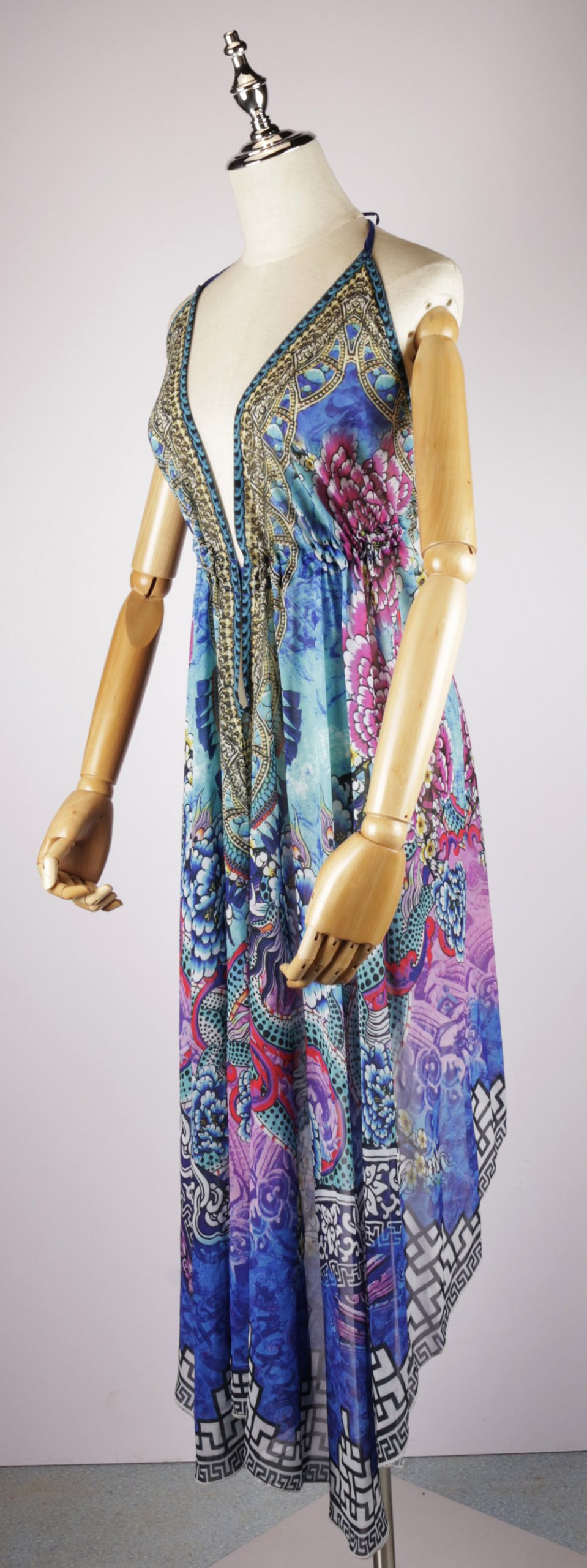 Braces skirt / Kaftan BS2067