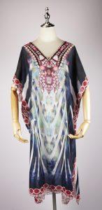 LKF2084 kaftan dresses