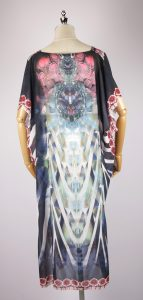 LKF2084 back,kaftan dresses