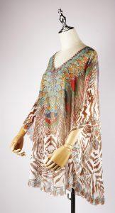 DGS2257 side,Moroccan kaftan dresses
