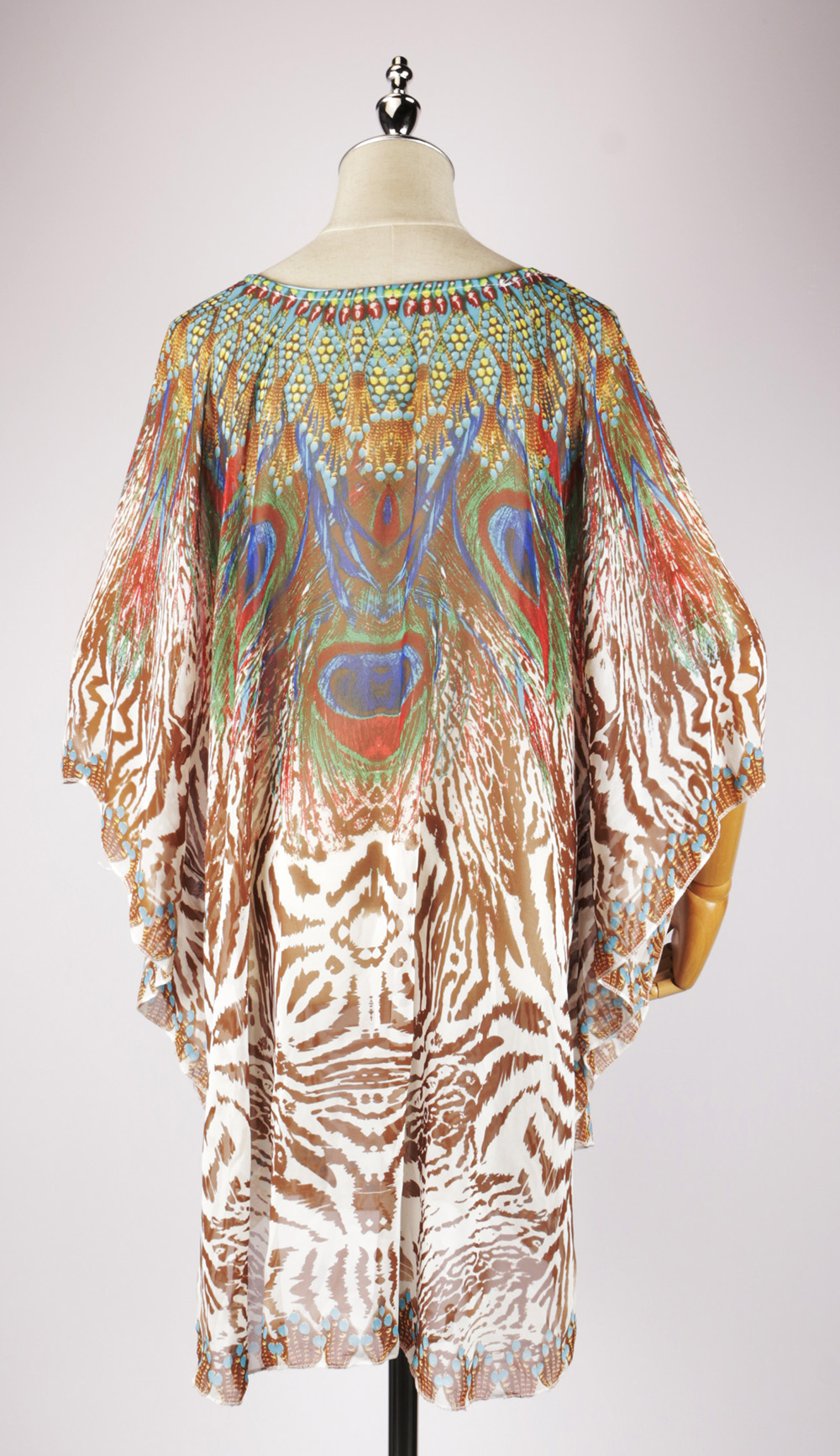 DGS2257 back,Moroccan kaftan dresses
