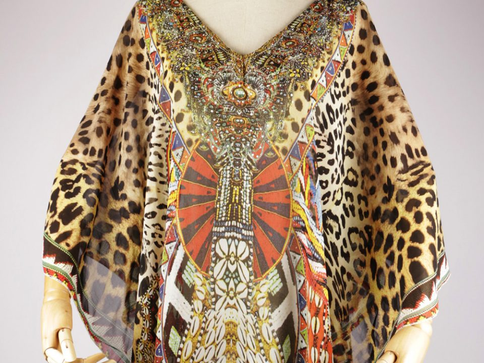 DGS2260 kaftan dress
