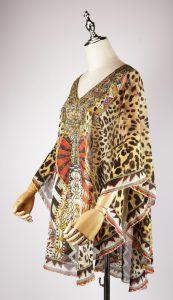DGS2260 side,kaftan dress