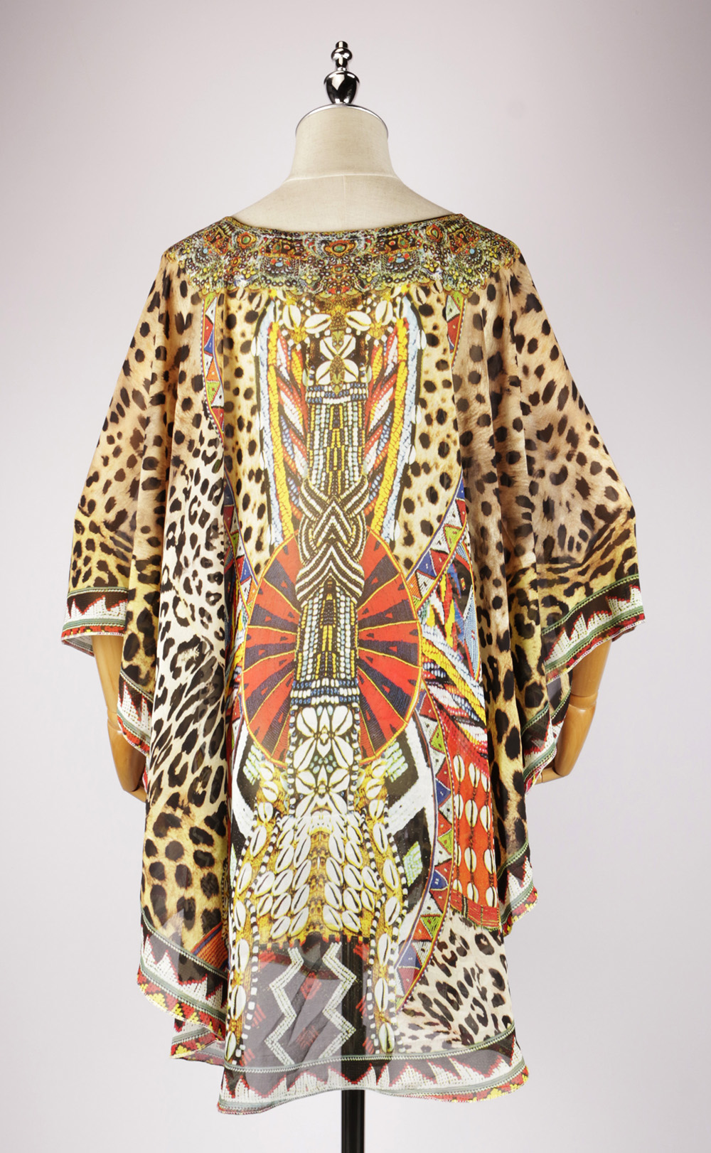 DGS2260 back,kaftan dress