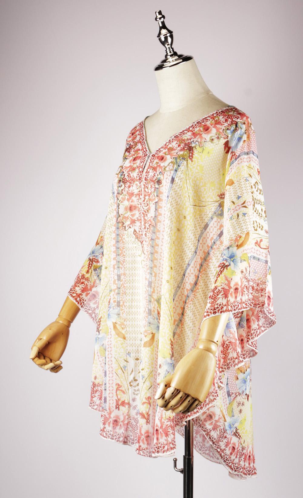 DGS2275 side,kaftan dress