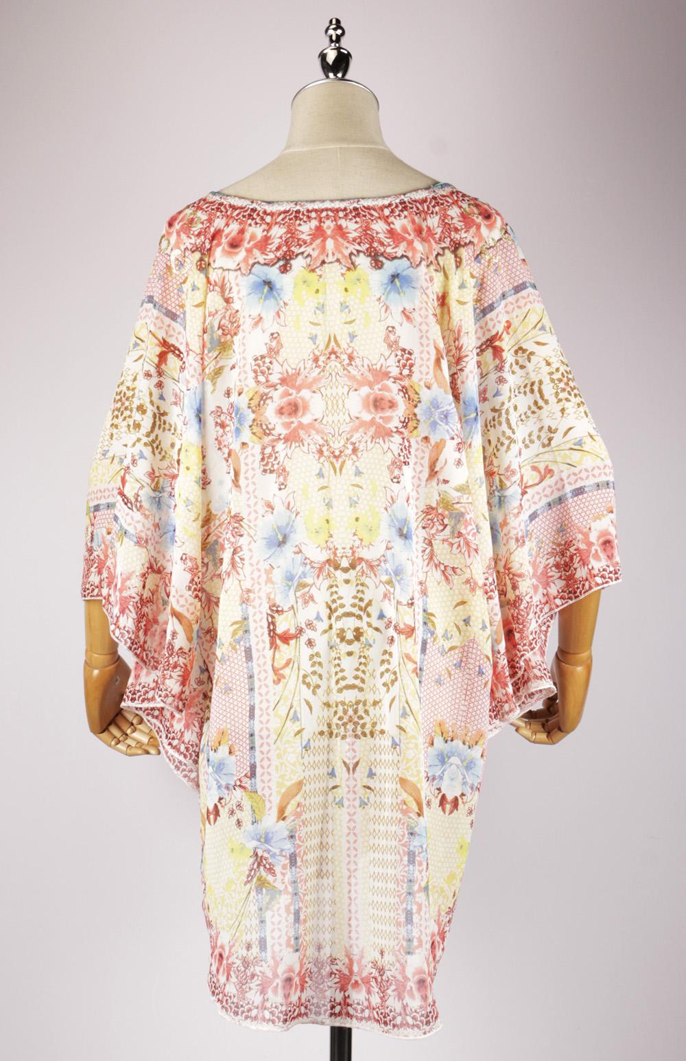 DGS2275 back,kaftan dress