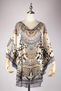 DSG2284 kaftan dress pattern