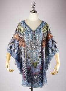 DGS2296 kaftan dress