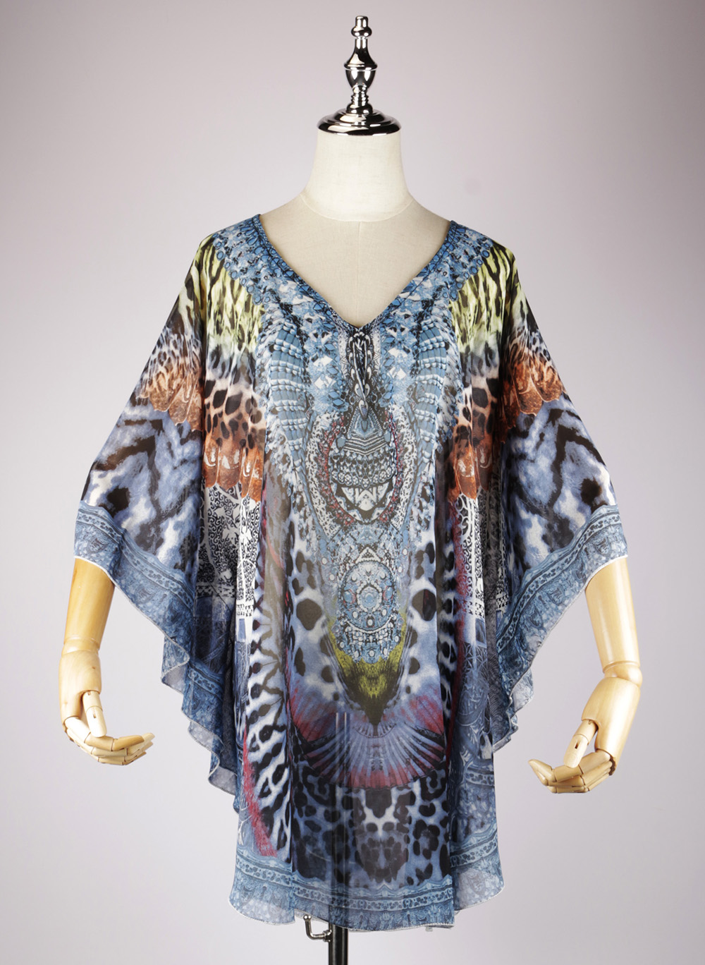 DGS2296 kaftan dress