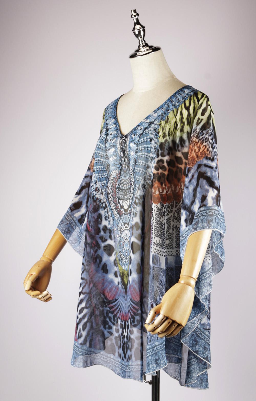 DGS2296 side,kaftan dress
