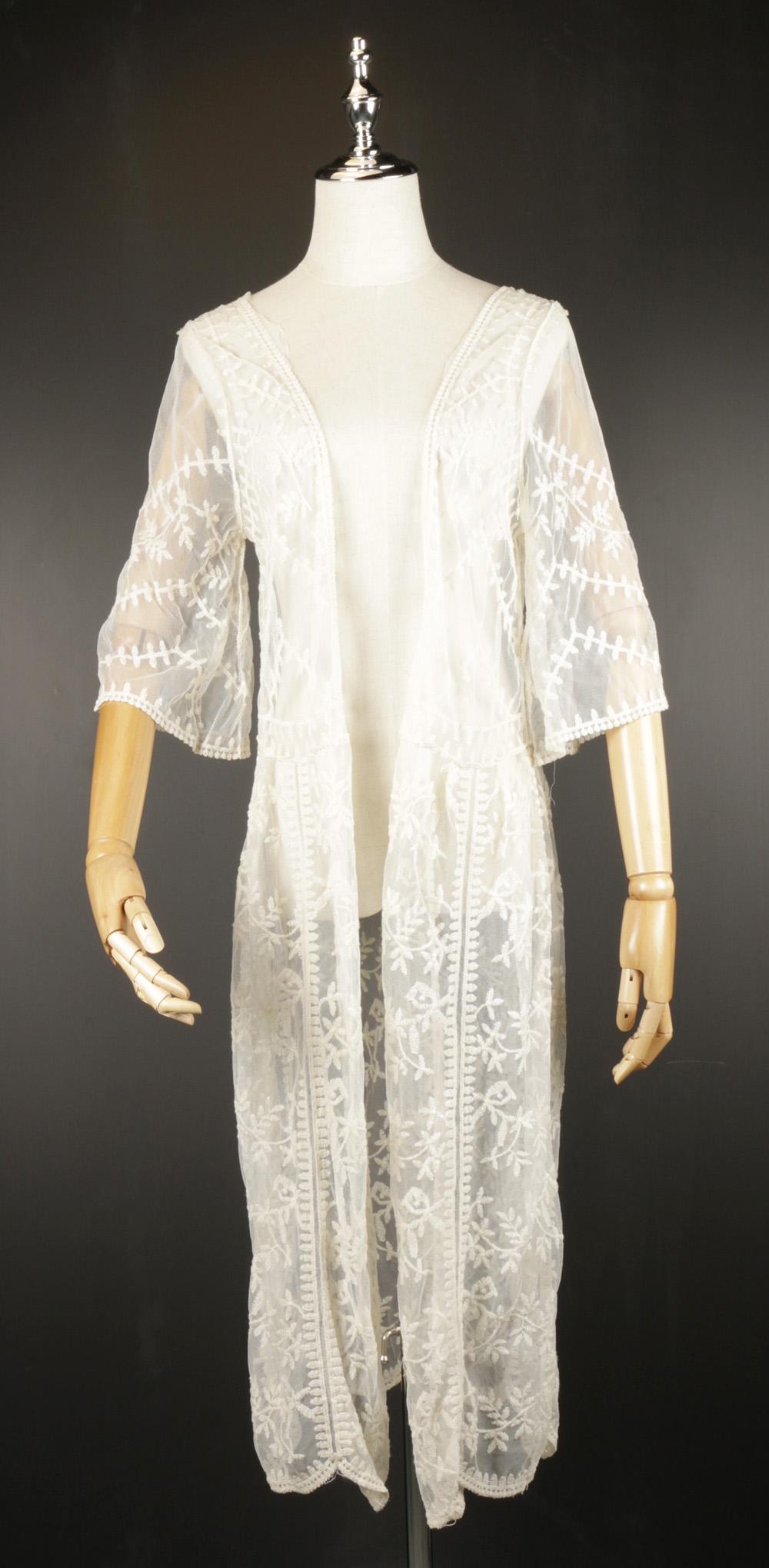 LLC0708 embroidery chiffon outfit
