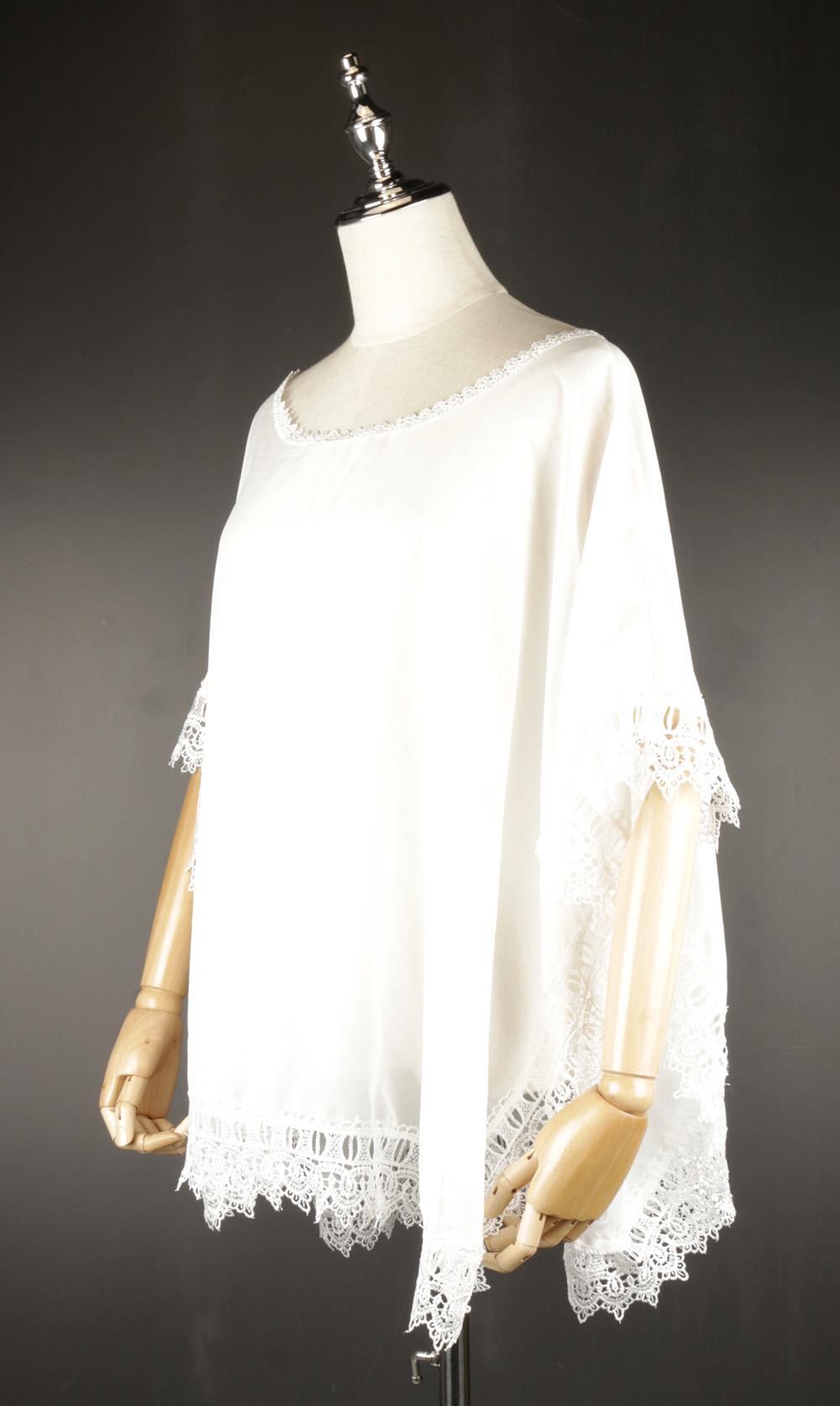 CEK1586 kaftan dress side