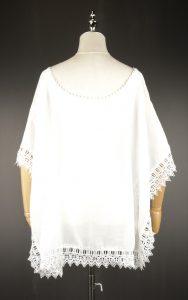 CEK1586 kaftan dress back