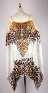 BS2087 Kaftan back