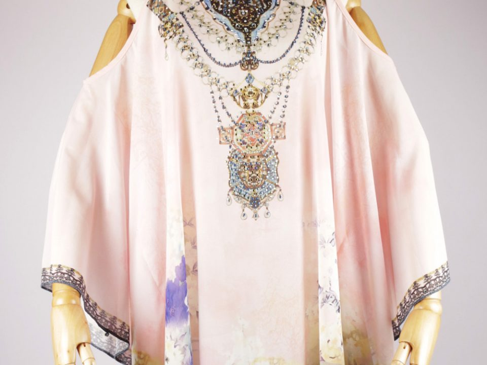 BS2093 Long Caftan