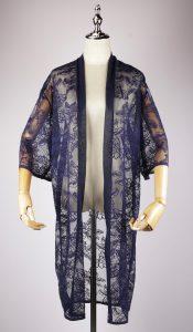 LEK2144 Lace Embroidery Kimono